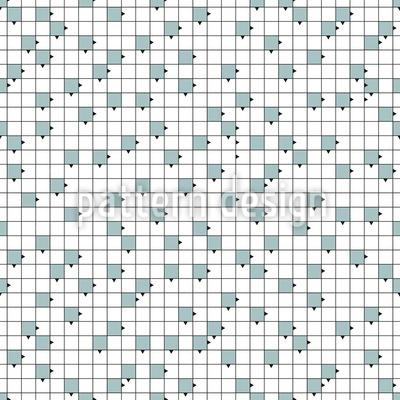 Kreuzwort Nahtloses Muster