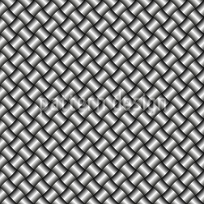 Metal Weave Design Pattern