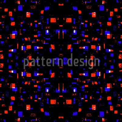 Church Window Seamless Vector Pattern Design