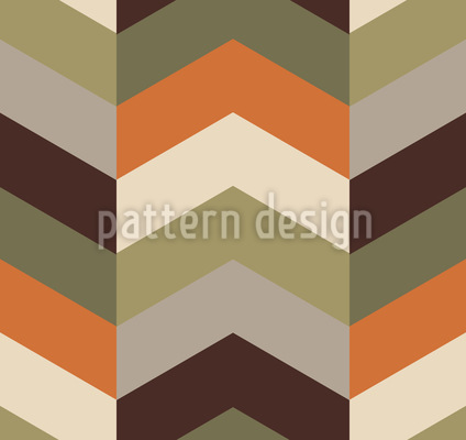 Safari Chevron Pattern Design