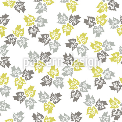 Maple Trio Repeating Pattern