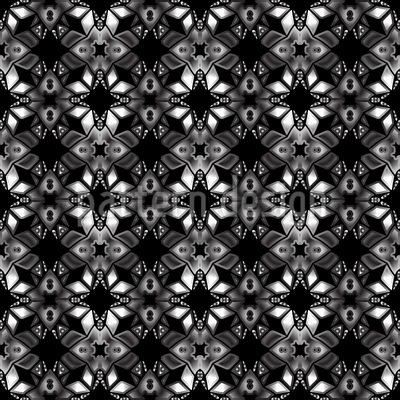Dark Visions Seamless Vector Pattern