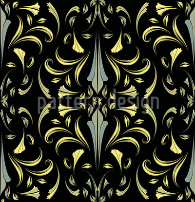 Kingdom Seamless Vector Pattern Design