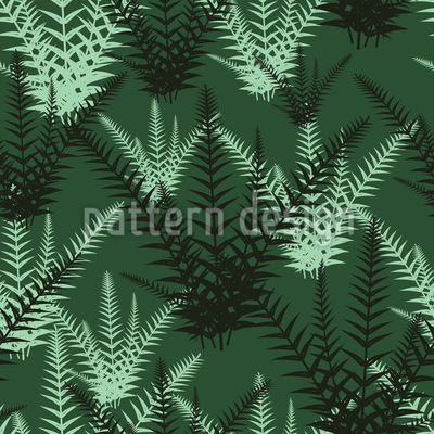 Fern Seamless Pattern