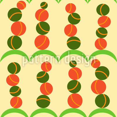Ball Games Vector Ornament