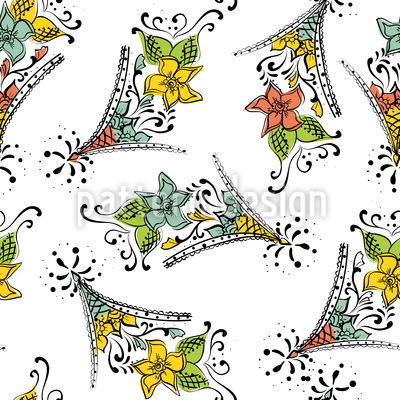 Dream On Seamless Pattern
