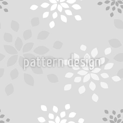 Blütenblätter Nahtloses Vektormuster