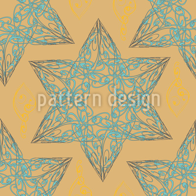 Stargazer Repeat Pattern