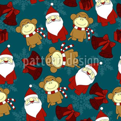 Weihnachten Für Kinder Musterdesign