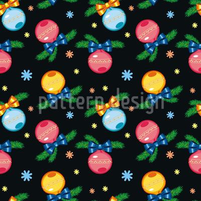 Weihnachtsdekoration Designmuster
