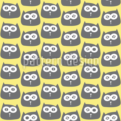 Cats Pattern Design