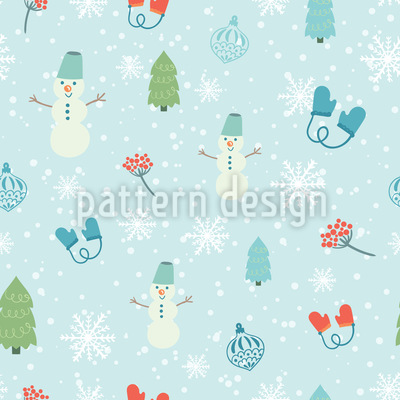 Fun In The Snow Design Pattern