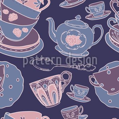 Keramik Nahtloses Muster