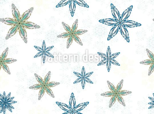 Schneezauber Vektor Design