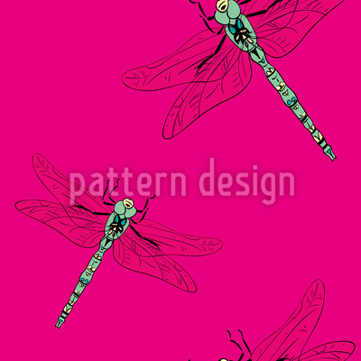 My Dragonfly Vector Design