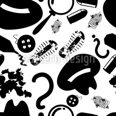 Detective Vector Design