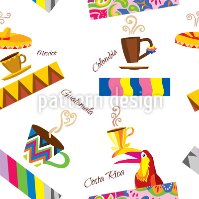 Coffee Origins Design Pattern