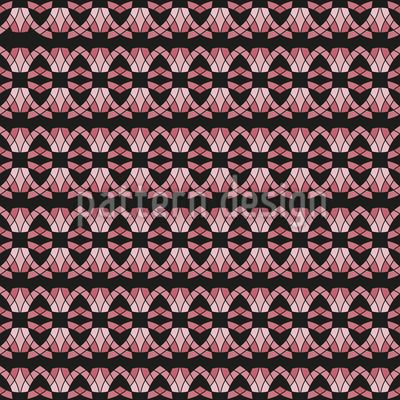 Mosaik Fische Designmuster
