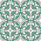 Victorian Dream Seamless Pattern