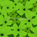 Blumen Geben Hoffnung Muster Design