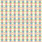 Maschen Mosaik Nahtloses Vektormuster