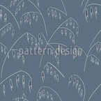 Oat Seamless Vector Pattern Design