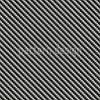 Carbon Seamless Vector Pattern Design