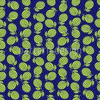 フレッシュフルーツ シームレスなベクトルパターン設計
