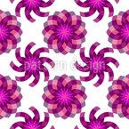 Geometrischer Blumenzauber Vektor Design
