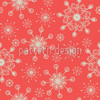 Loose Flaky Seamless Vector Pattern Design