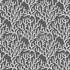 Secret Of Branches Seamless Vector Pattern Design