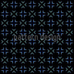 Twinkle Seamless Vector Pattern Design