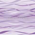 Waves In Lilaq Seamless Vector Pattern Design