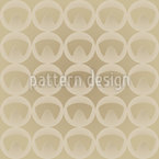 Masked Balls Seamless Vector Pattern Design