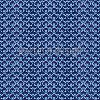 Edles Gitter Muster Design