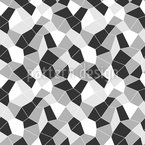 Crumpled Surface Seamless Vector Pattern Design