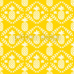 Summer Afternoon Seamless Vector Pattern Design