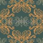 Opulence Is Spreading Seamless Vector Pattern Design