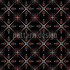 Dotted Sparkle Pattern Design