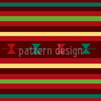 Old Persia Seamless Vector Pattern Design