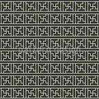 Chinese Lineal Pattern Design