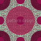 Ornamental Dots Design Pattern