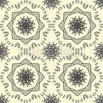 Kreis Ranken Vektor Muster
