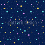 My Star Seamless Vector Pattern Design