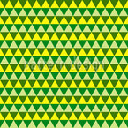 Triangles Showing The Way Seamless Vector Pattern Design