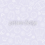 Childrens World Violet Design Pattern