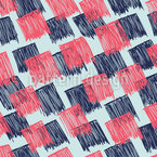 Brush Seamless Vector Pattern Design