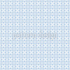 Frost Grid Seamless Vector Pattern Design