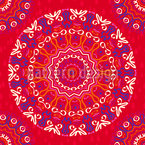 Mandala Kids Seamless Pattern
