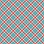 Traditional Tartan Seamless Vector Pattern